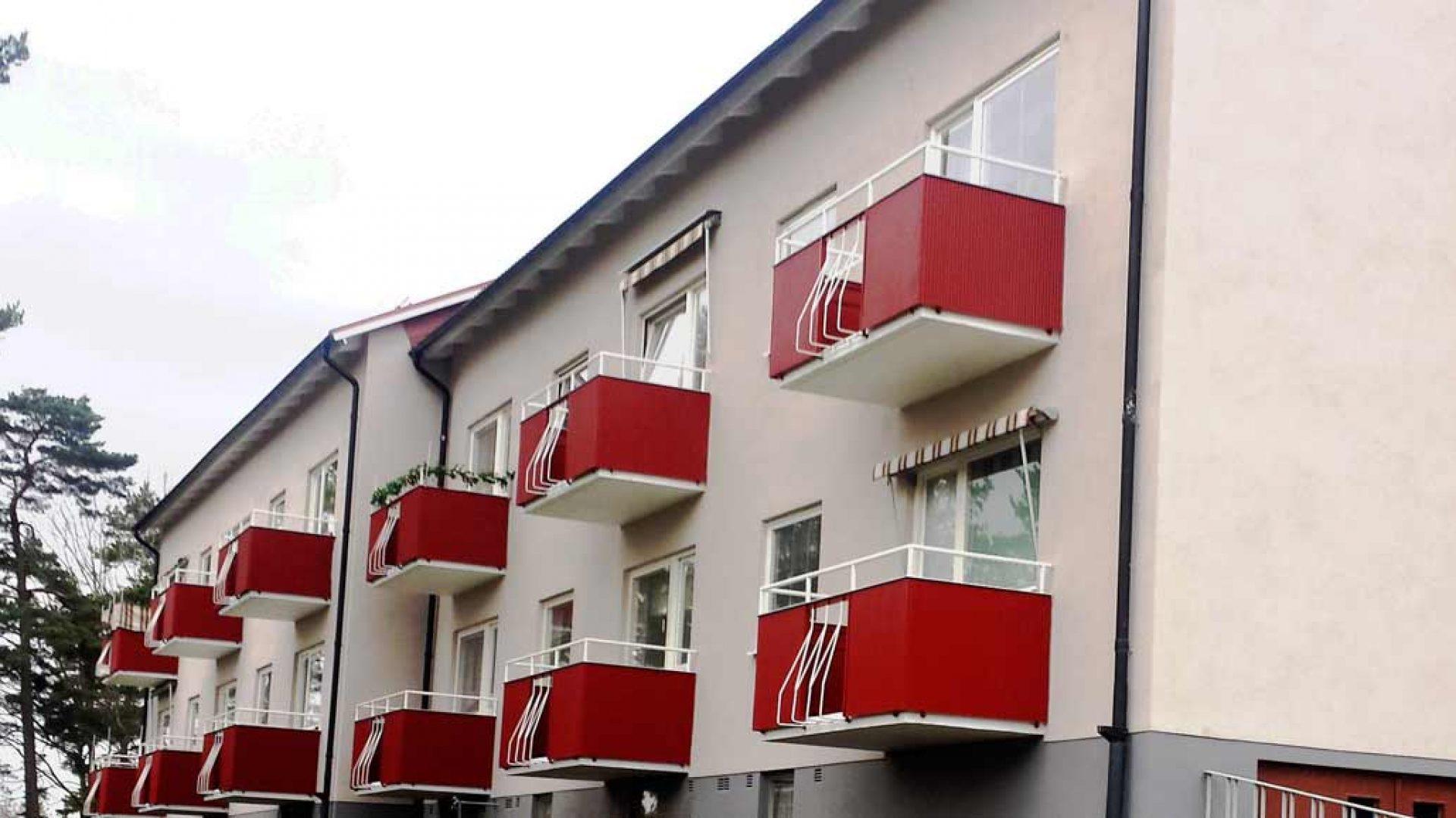 Blekinge fasad AB
