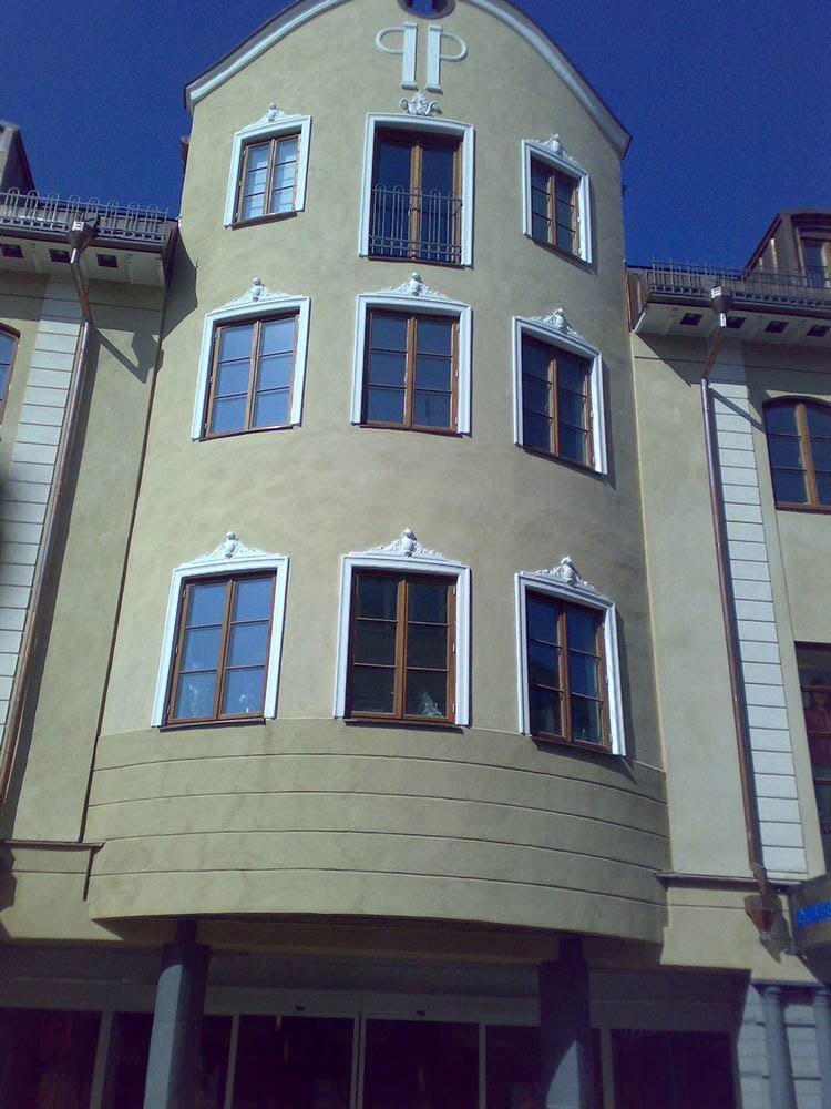 putsa fasad
